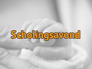 Scholingsavond | 10-11-2020